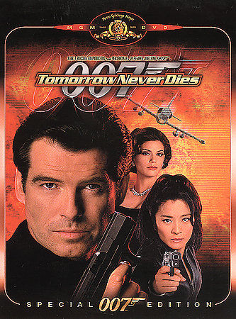 Tomorrow Never Dies (DVD, 1997-Special 007 Edition) 1962 Pierce Brosnan