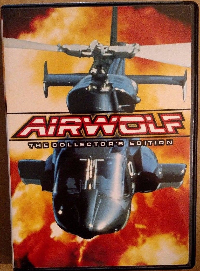 Airwolf: The Collector's Edition (2002) Daddy's Gone a Huntin/Bite of th