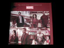 Load image into Gallery viewer, FYC 2019 EMMY Marvel Daredevil Luke Cage Iron Fist Punisher Dvd-4 Netfli