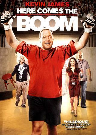 Here Comes the Boom (DVD, 2013, Promo Widescreen) Kevin James