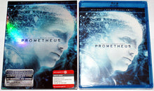 Load image into Gallery viewer, USED-Prometheus (Blu-ray + DVD, 2-Discs)  In slip jacket