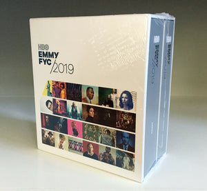 FYC 2019 FYC HBO Emmy DVD Box Set Pressbooks  Game of Thrones Chernobyl Brexit D