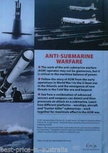 Load image into Gallery viewer, Weapons of War: Anti- Submarine Warfare DVD + Booklet #23