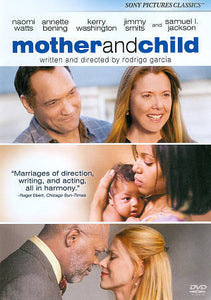 Mother and Child (DVD 2010 Widescreen) Naomi Watts Annette Bening