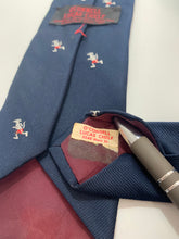 Load image into Gallery viewer, O'Connell Lucas Chelf Brand Vintage Rat Race Tie 100% Silk 58""