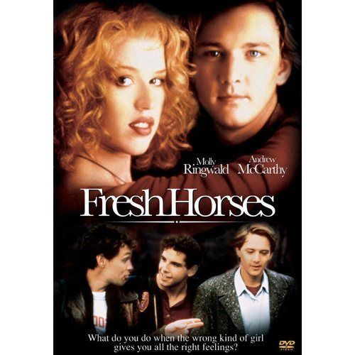 Fresh Horses 1989 (DVD, 2004) Rare Out of Print Molly Ringwall Andrew Mc