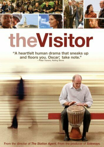 The Visitor (DVD 2008