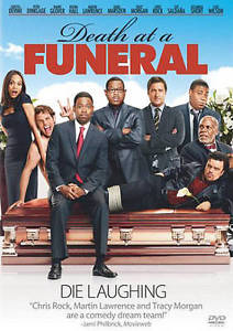Death at a Funeral DVD Chris Rock Loretta Devine, Peter Dinklage, Dan