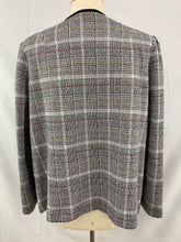 Load image into Gallery viewer, Vintage Marty Gutmacher Women's Jacket Black Checks