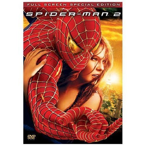 USED-Spider-Man 2 (DVD, 2004, 2-Disc Set, Special Edition