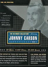 Load image into Gallery viewer, Johnny Carson: The Tonight Show Ultimate Collection Volume 1-3 (DVD 2001)