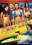 NEW Wild Things: Foursome (DVD 2010) Unrated Edition) New Sealed