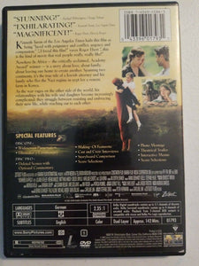 USED: Nowhere in Africa (DVD, 2003, 2 disc) Special Edition  2002 Academ
