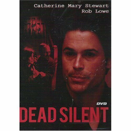 USED- Dead Silent On With Rob Lowe t COLOR DVD, 2004-DIGVIEW Productions