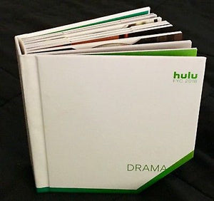 FYC 2018  hulu-Drama Pressbook- For Your Emmy Consideration Tv Shows 2018 (DVD-1