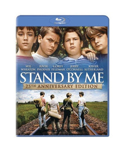 USED-Stand by Me (25th Anniversary Edition) [Blu-ray]  Will Wheaton/River Phoeni