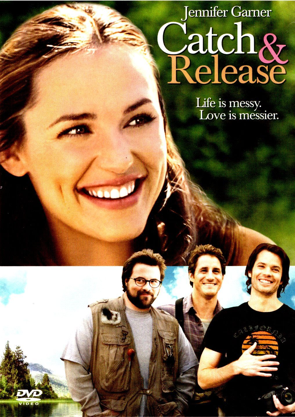NEW Catch and Release (DVD, 2007) Jennifer Garner