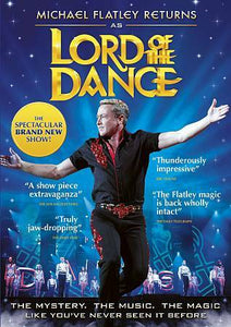 NEW Lord of the Dance DVD Michael Flatley