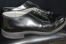 Load image into Gallery viewer, Bates Men's Uniform Black Vibram Sole Military Occupational Oxfords Shoe