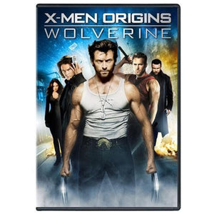 X-Men Origins: Wolverine (DVD, 2010) Widescreen