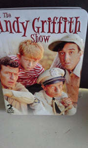 USED-The Andy Griffith Show (DVD, 2010, 2-Disc, 12 episodes, black and w