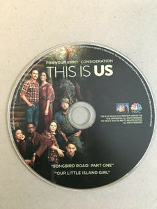 FYC 2019 THIS IS US DVD (1) Emmy Milo Ventimiglia Mandy Moore Chr