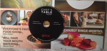 Load image into Gallery viewer, Chef's Table (Pastry)-2018 For Your Consideration-Netflix-DVD  New/Unsealed