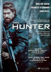 The Hunter DVD 2012 Widescreen William Defoe, Frances O'Connor, Sam Neill
