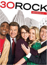 Load image into Gallery viewer, 30 ROCK SEASON 1 2 3 ALL 3 SEASONS (DVD)