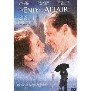 The End of the Affair (DVD 2000)  Ralph Fiennes, Julianne Moore, Stephen