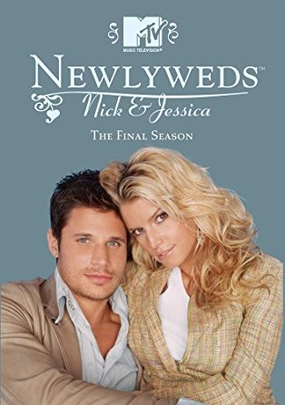 MTV Newlyweds Nick and Jessica The Final Season (DVD, 2006 2 disc set)