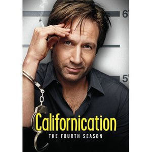 Californication: The Fourth Season (DVD, 2011, 2-Disc Set)