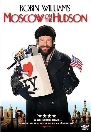USED-Moscow on the Hudson (DVD, 2004) Robin Williams