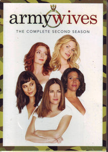 Army Wives - The Complete Second Season (DVD 2009)