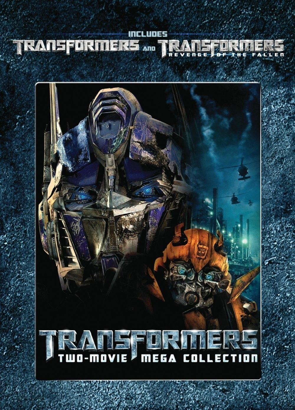 Transformers and Transformers: Revenge of the Fallen-Two-Movie Mega Coll