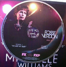 Load image into Gallery viewer, FYC 2019 FOSSE VERDON, DVD-3 6 episodes Pressbook Emmy
