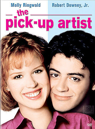 The Pick-Up Artist (DVD, 2003, Full & Widescreen) Robert Downey Jr.