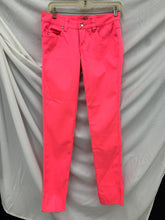 Load image into Gallery viewer, TRIPP NYC size 3 Daang Goodman Neon Pink Pants
