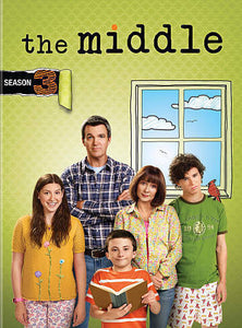 USED-The Middle TV Series ~ Complete Season 1-4 (1 2 3 & 4)  (DVD 12