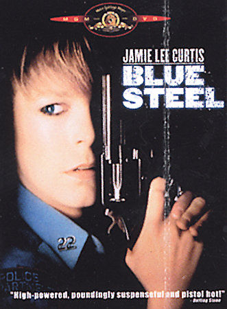 USED-Blue Steel (DVD, 2002)  RARE JAMIE LEE CURTIS