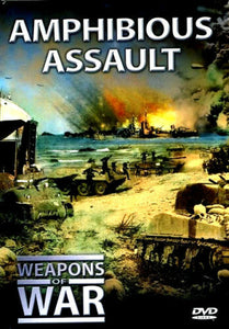 Weapons of War Series Amphibious Assault DVD + 24 Page Booklet New Seale