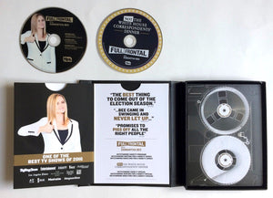 FYC 2017 Full Frontal With Samantha Bee - Tbs FYC Emmy 2017 (DVD 2 disc)