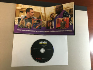 FYC 2019 Unbreakable Kimmy Schmidt the Final Season DVD (2) Pressbook EMMY Netflix