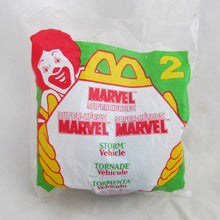 Load image into Gallery viewer, Vintage Storm #2 McDonalds Happy Meal Marvel X-Men Vehicle 1996