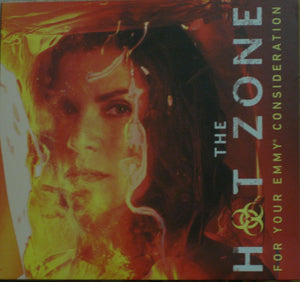 2019 FYC THE HOT ZONE DVD (1) Emmy National Geographics JULIANNA MARGULIES NOAH