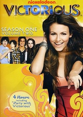 Victorious: Season One, Vol. 2 [DVD 2011-2 Discs] Region 1