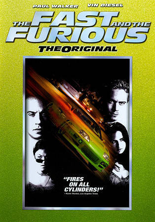 The Fast and the Furious The Original  Fires On All Cylinders, (DVD 2011