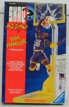 Load image into Gallery viewer, NIB Shaq Attaq Shaquille O'Neal Rim Hanger Figure 1993