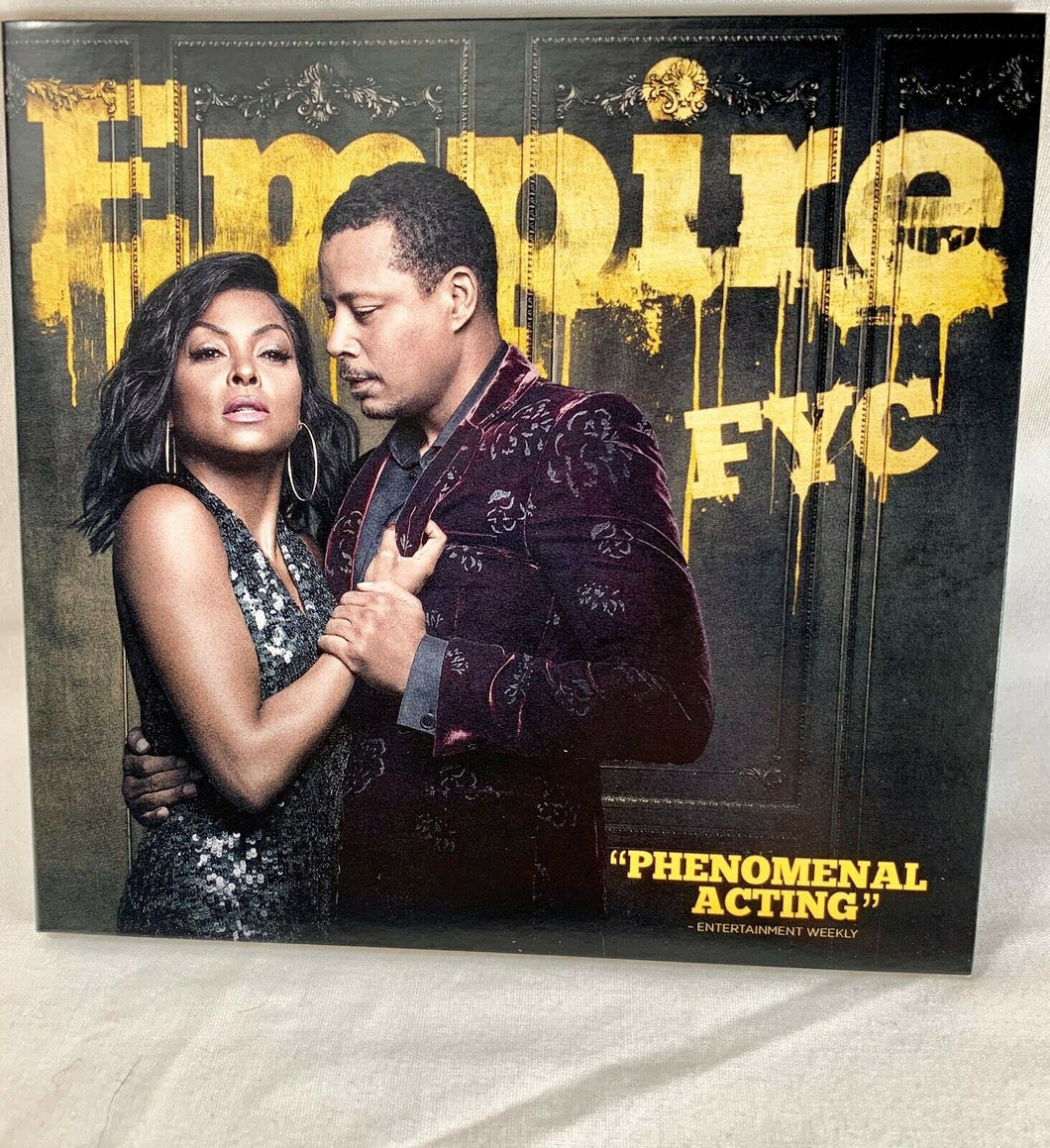 FYC 2018 EMPIRE Emmy DVD For Your Consideration