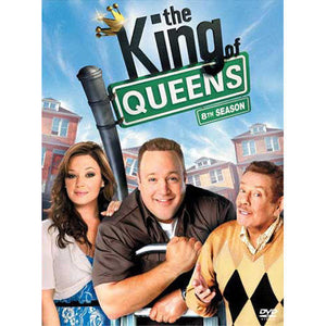 The King of Queens 8th Season (DVD, 2006-3 disc-23- Episodes)